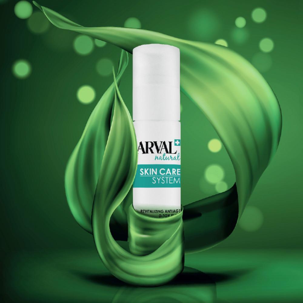 Revitalizing Antiage D-Tox Fluid bottle 50 ml