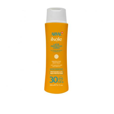 Protective body milk SPF 30 bottle 200 ml