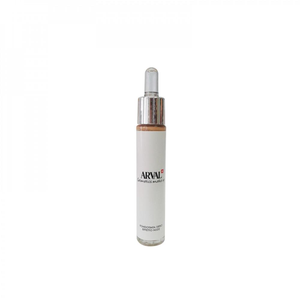 Serum foundation nude look bottle 15 ml