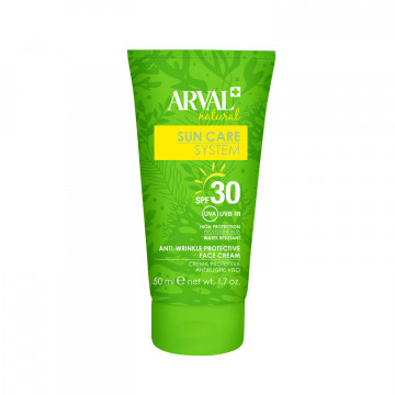 Anti-wrinkle protective face cream SPF30 tube 50 ml